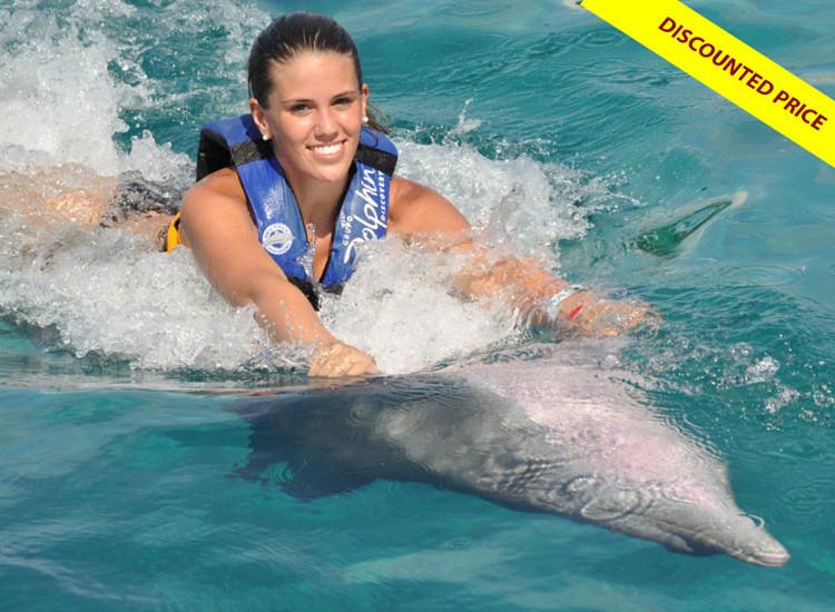 Dolphin Swim Adventure at Maroma