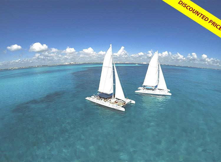 Isla Mujeres Catamaran Pleasure